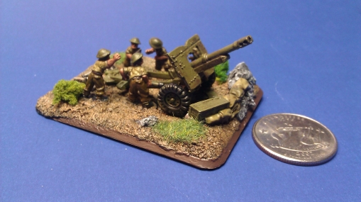 Artillery finished 1