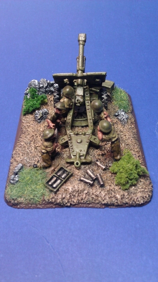 Artillery finished 3
