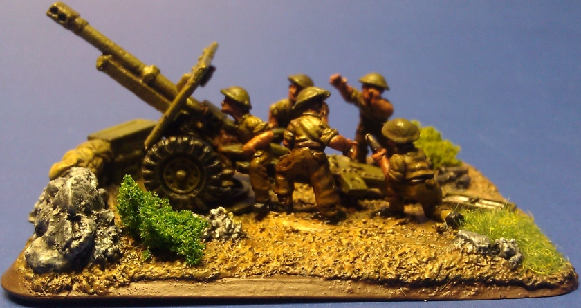 Artillery finished 4